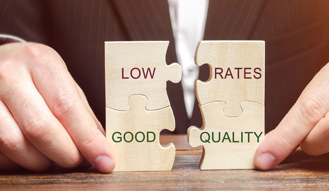 How Can the Lowest Processing Rates in the Industry Come with the Highest Quality Service?